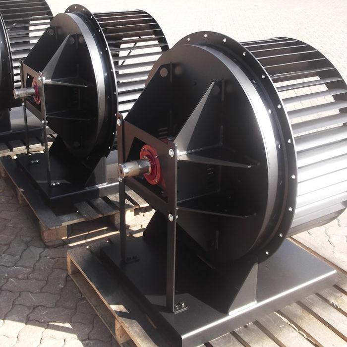 Oven Circulation | Rand Blower Applications