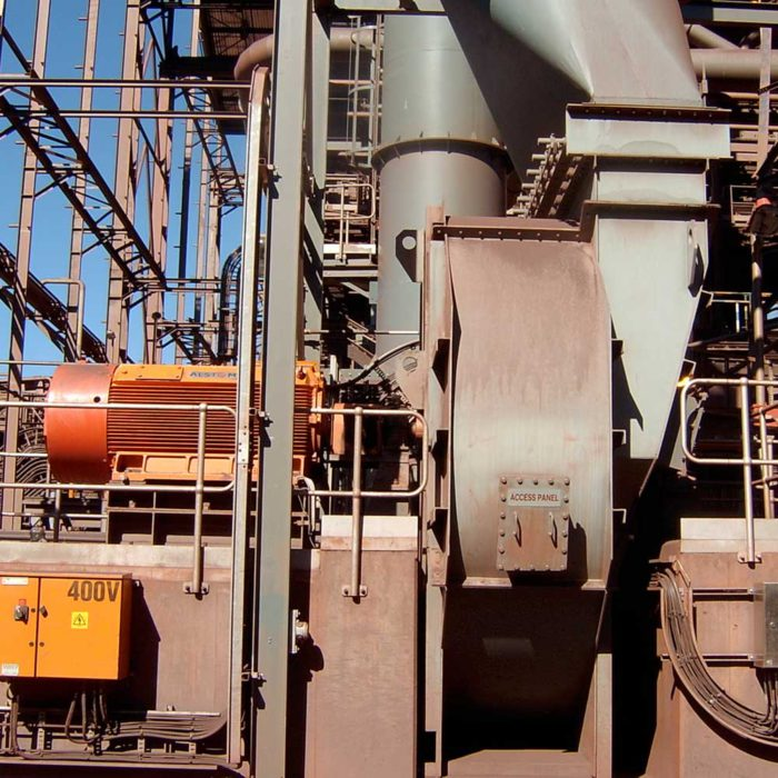 Scrubbers | Rand Blower Applications