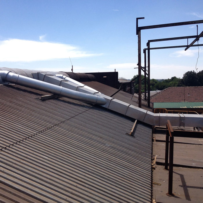 Duct Systems | Rand Blower Services