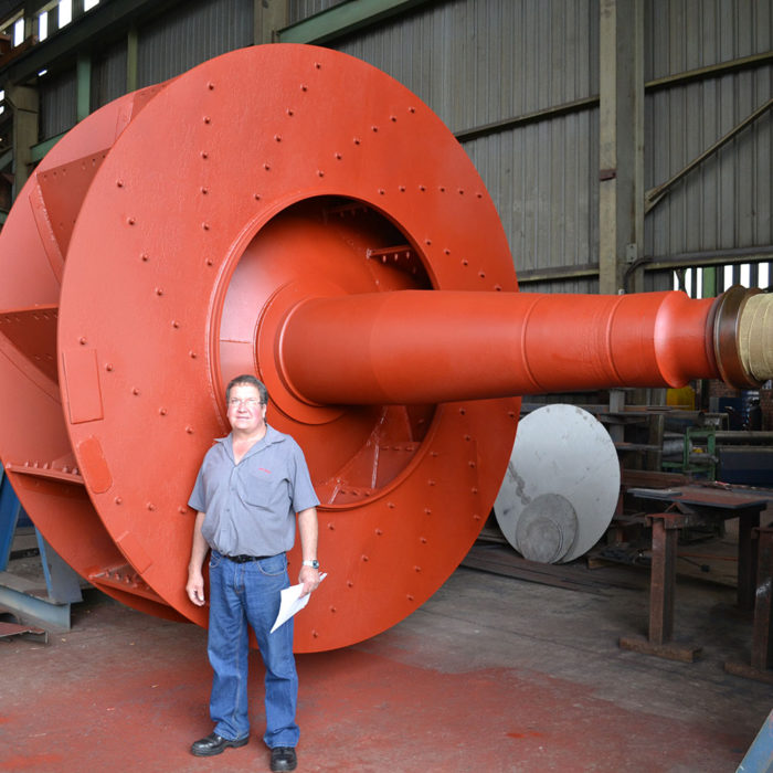 Boiler & Kilns | Rand Blower Applications
