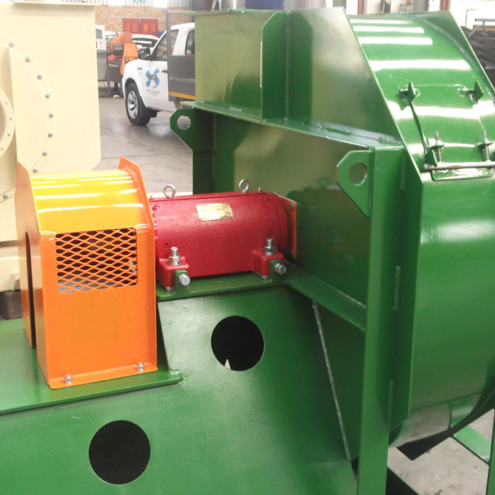 Wood Industry   Rand Blower