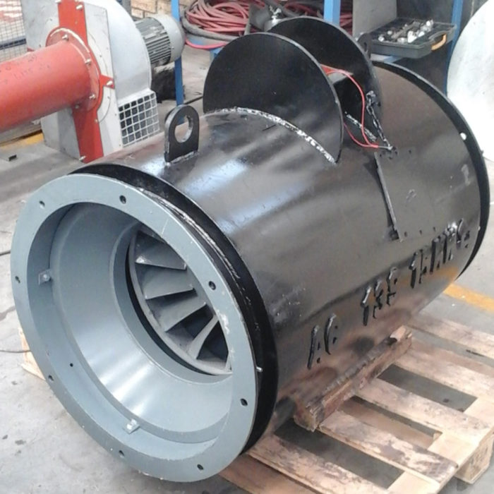Axial Fan | Rand Blower Heavy Duty Industrial Fans