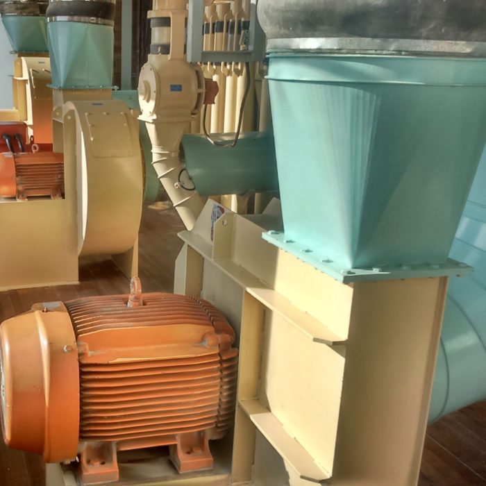 Blowers for the Food Milling Industry   Rand Blower