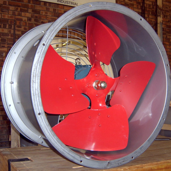 Commercial Fan | Rand Blower