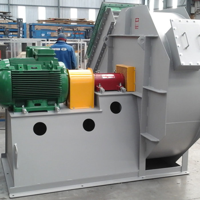 Centrifugal Fan | Rand Blower