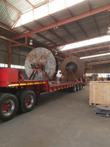 Refurbishment Of 2 Large Centrifugal Fan Impellers | Rand Blower