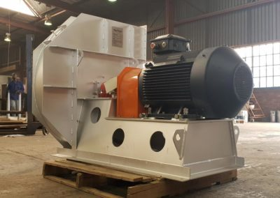 Rand-Blower-Couling-Drive-Centrifugal-Fan