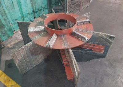 Rand-Blower-Extreme-Wear-Impeller---Coal-Emulsifying---Process-Fan