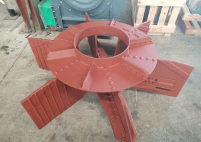 Rand-Blower-Radial-Bladed-High-Wear-Impeller