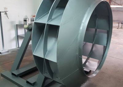 Rand-Blower-Stainless-Steel-Impeller-Repair
